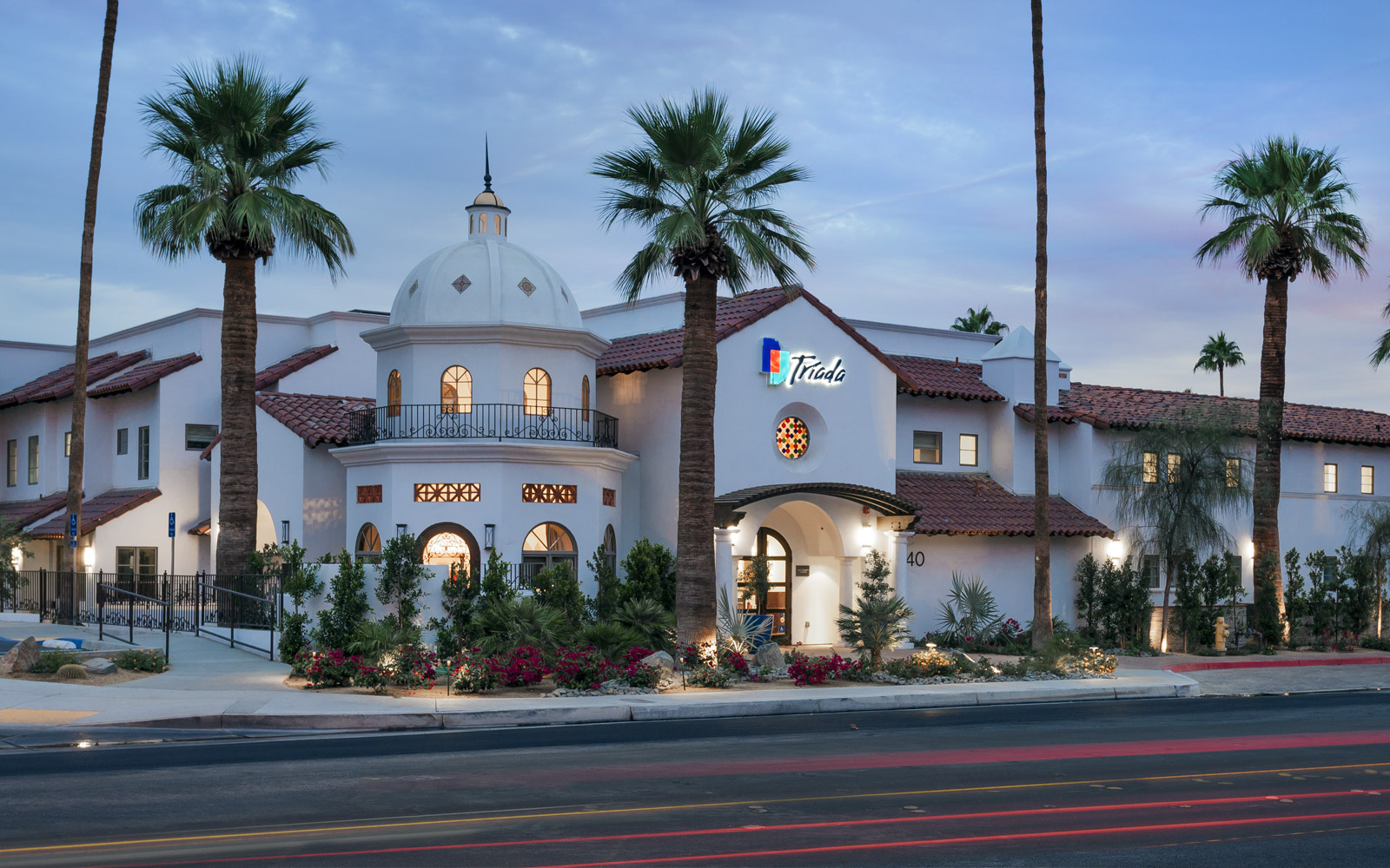 Explore Our Palm Springs, CA Hotel - Triada Palm Springs on