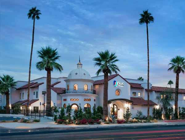 Triada Palm Springs, California Google Plus