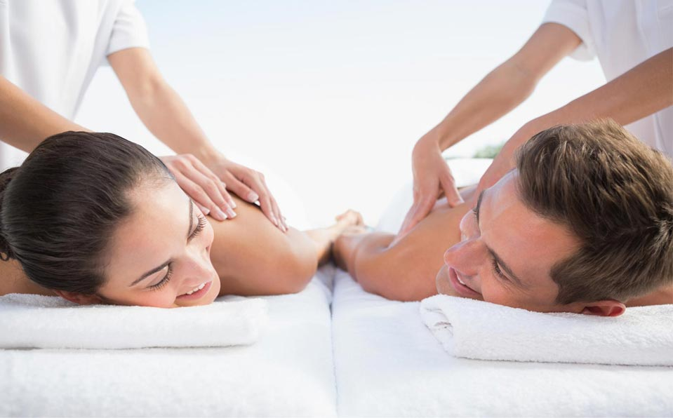Spa Services at Palm Springs Hotel California