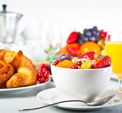 Stay for Breakfast at Triada Palm Springs